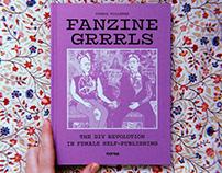 FANZINE GRRRLS editor Gemma Villegas & monsa