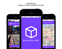 Surprise! Mobile App Design