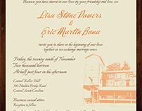 Bona Wedding Invitation