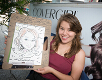 CARICATURE: performance at private & corporate events