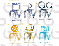 RJV Entertainment samples and officials logo