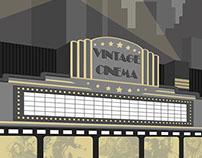 """Cinema"" poster"
