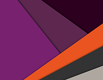 Ubuntu Material Design Wallpaper 2