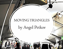 """ MOVING TRIANGLES """
