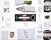 Raafisk I Sushi Identity