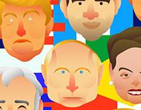 POLITICS OF THE WORLD