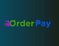 OrderPay Logo Design