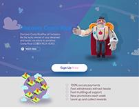 Fantasy Word Game Platform