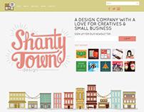 Shanty Town Design Brand