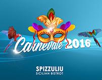 Carnevale 2016 - Flyer