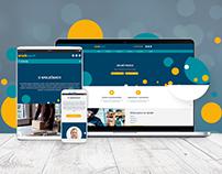 WORKSPOT HR AGENCY branding and webdesign