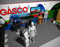 Gasco Stand 2015