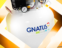 Anúncio - Equipamentos Gnatus