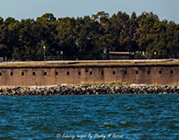 Fort Gaines Guarding Mobile Bay