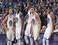 Analyzing the Warriors' so-called 'death lineup'