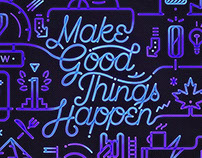 Make Good Things Happen.