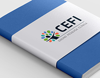 CEFI Psicologia / Psychology Center Brand Identity