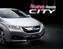 Honda City - Cineminuto