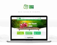 Tümen Tarım | Web Design
