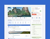 B2B Travel Itinerary