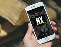 UX/UI Design | NY Street Musicians