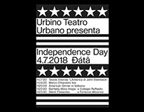 Urbino Teatro Urbano — Independence Day
