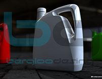 Motor oil Packaging Design