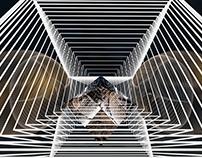 Echoed Cube