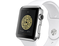 Apple Watch Maze Game