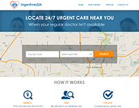 urgentmed24-Design