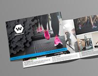 Woodway Treadmills Brochures
