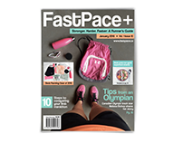 Magazine Cover | FastPace +