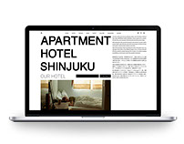 Apartment Hotel Shinjuku