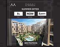 Real Estate - Social Media - Al Mamsha by Alef Group