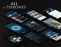 ALL OF THRONES 2.0 - GAME OF THRONES SECOND SCREEN