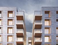 Housing project in Oslo