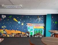 Evozon Company - Wall Decoration