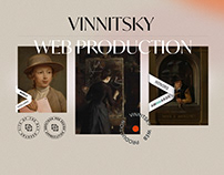 Vinnitsky Web Production web design