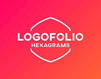 Logofolio Hexagrams