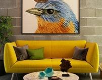 Birdy Interior