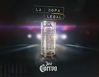 LA COPA LEGAL - JOSE CUERVO