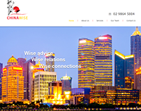 China Wise Website Design