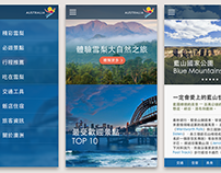 Tourism Guide app