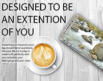 LG G edge Concept Design