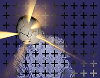 album cover design - WRACK - 10 Years