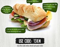 Restaurant Promotional Flyer