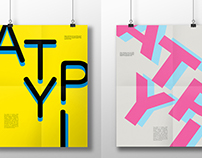 Type Conference Poster Design