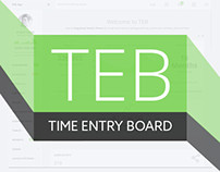 Time Entry Board | Office Management Application