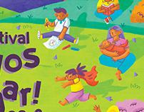 Festival infantil ¡Todos a jugar! 2018
