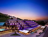 Divan Bursa Hotel Photography